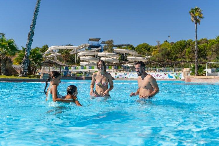 magic natura animal, waterpark resort benidorm