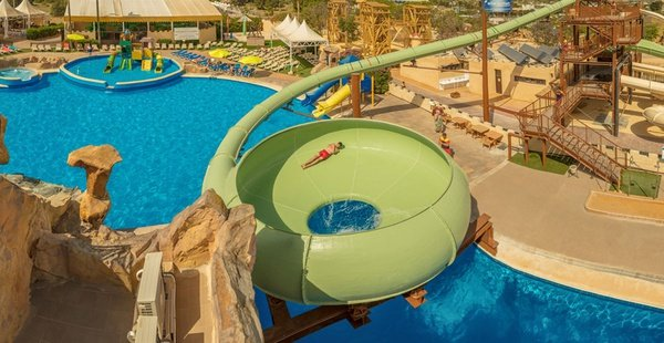 magic natura animal, waterpark resort benidorm