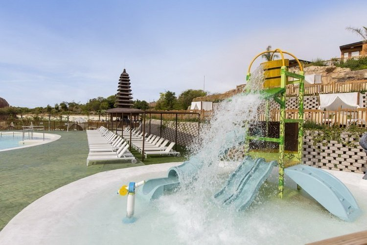 Piscine pour enfants magic natura animal, waterpark resort benidorm
