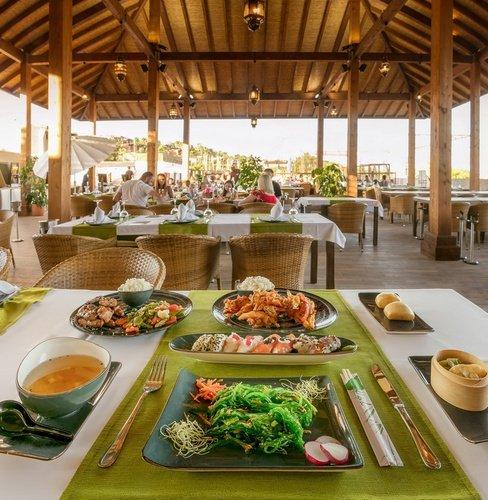 Restaurant Magic Natura Animal, Waterpark Resort Benidorm