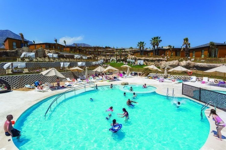 Piscines magic natura animal, waterpark resort benidorm